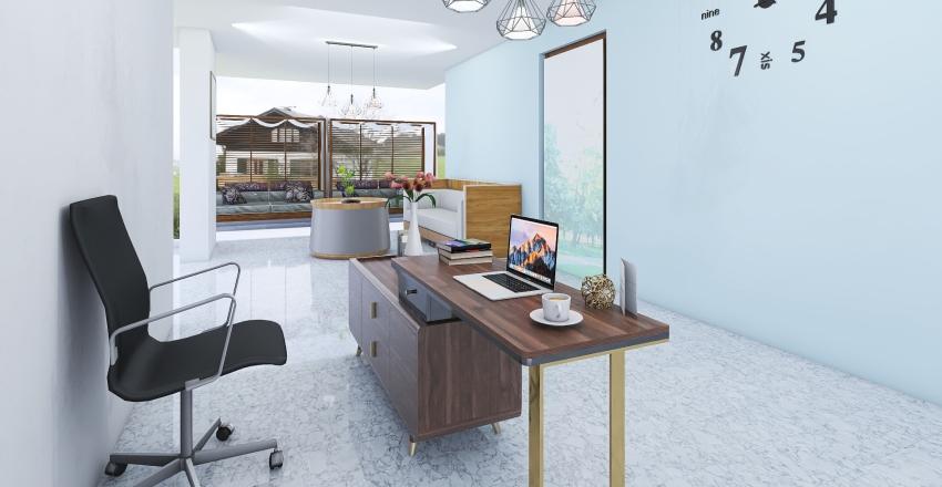 """El verde """"Spa"""" Interior Design Render"""