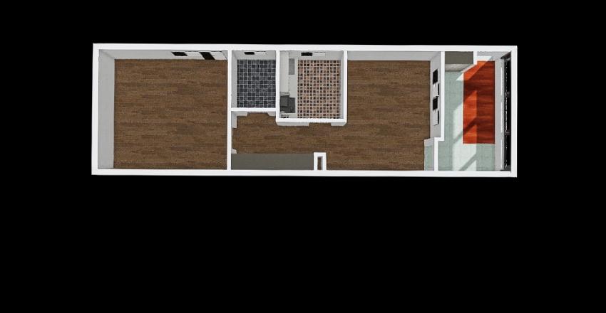 PETLOVO BRDO Interior Design Render