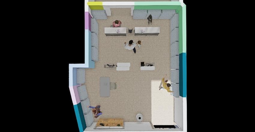 Fcia Salgado Garcia Interior Design Render