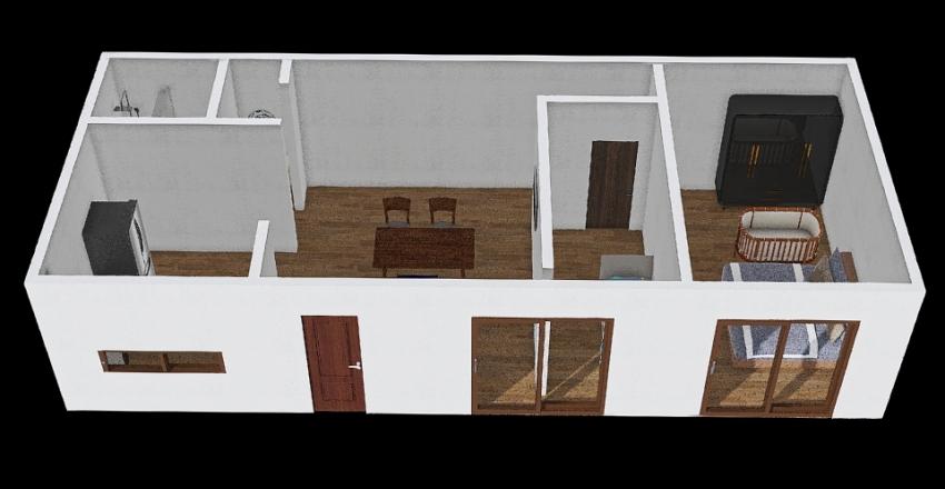 casa 3 Interior Design Render