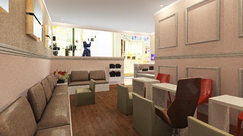 Esmalteria II Interior Design Render