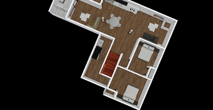 Gamal2 Interior Design Render