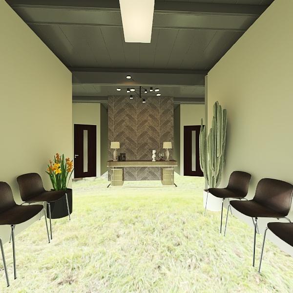San José 1 Interior Design Render