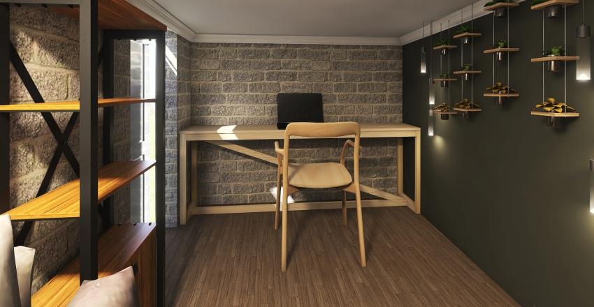 cubo Interior Design Render