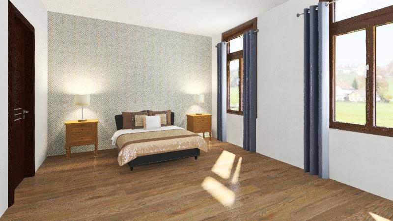 Armonia  Interior Design Render