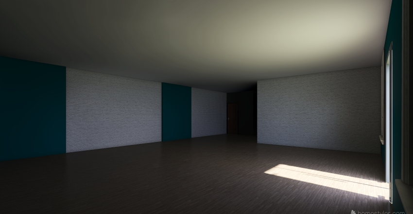 2е помещение Interior Design Render