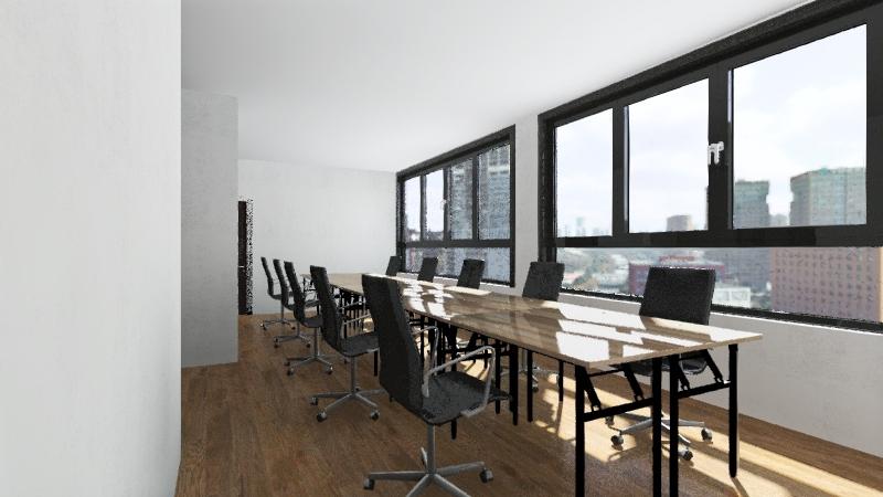 TI Interior Design Render