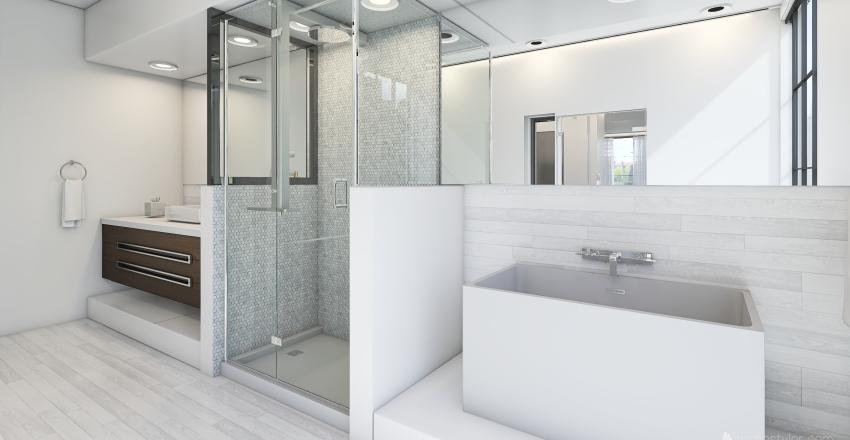 The Coldest White House Interior Design Render