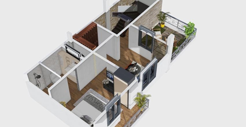 MOON PLOT-37 FIRST Interior Design Render