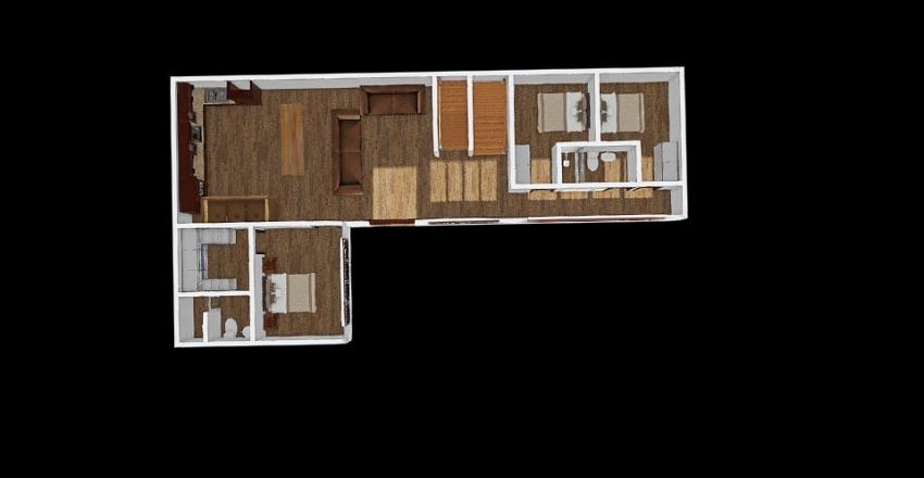 casa2.0 Interior Design Render