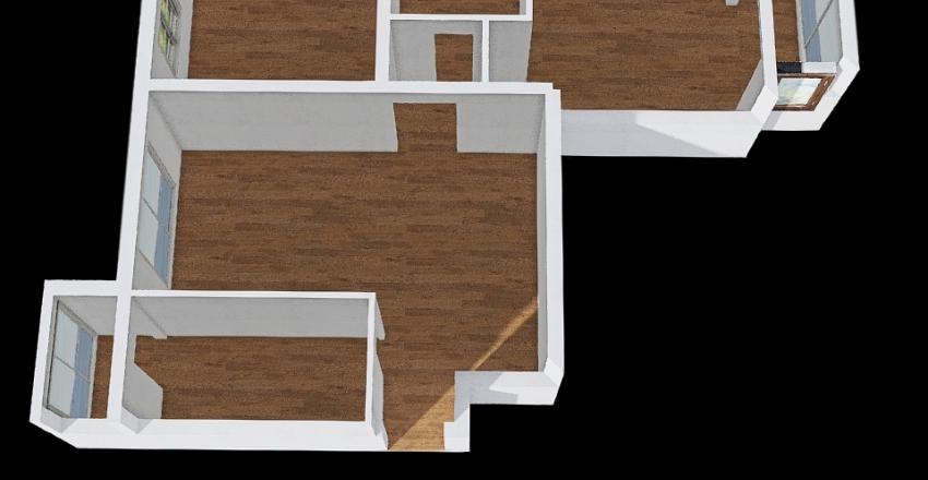Projection client Interior Design Render
