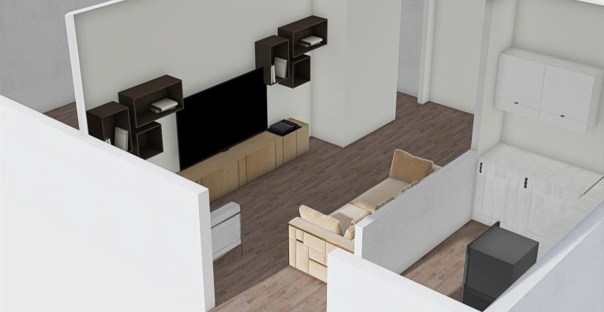 Canova14 Interior Design Render