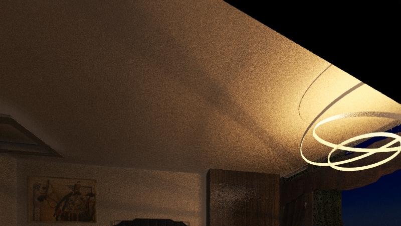 hema Interior Design Render