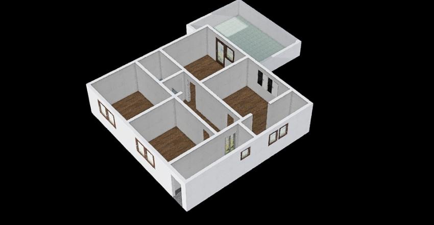 56051 Interior Design Render