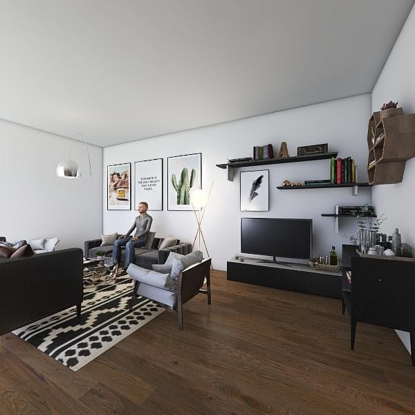 tre Interior Design Render