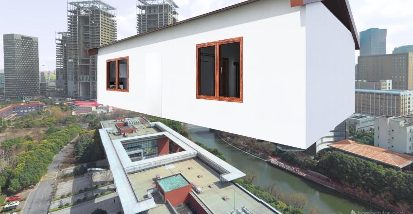 Alicka Pata  Interior Design Render