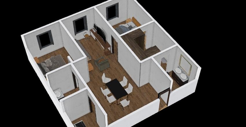 Depa 2 Interior Design Render