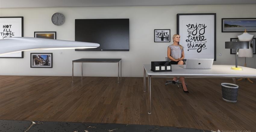 Ziaka Interior Design Render