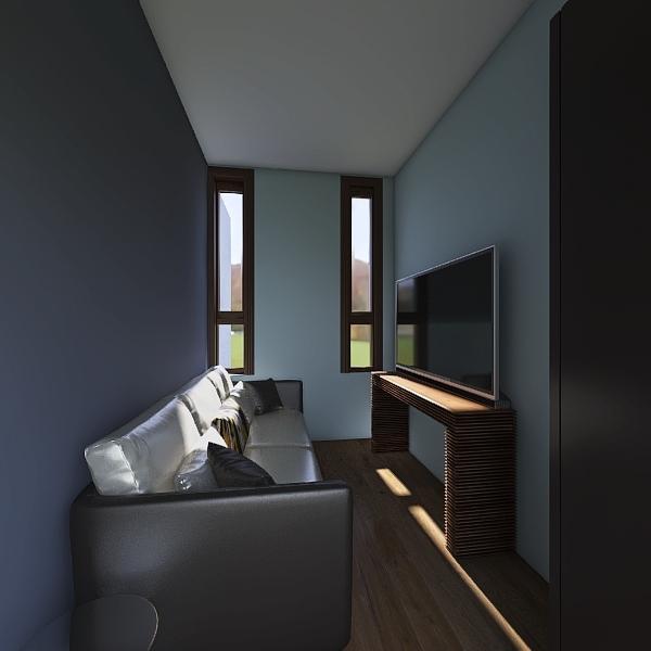 CASA SANDRA Interior Design Render