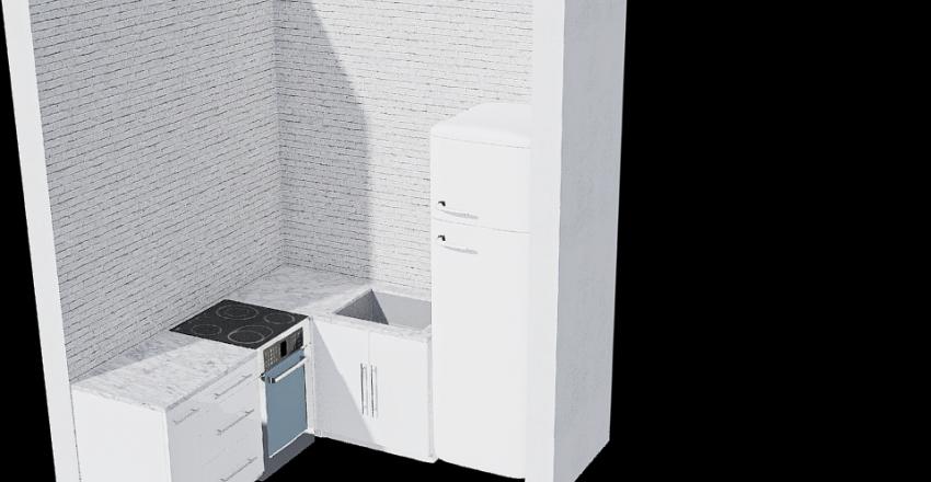 kuuhinja Interior Design Render