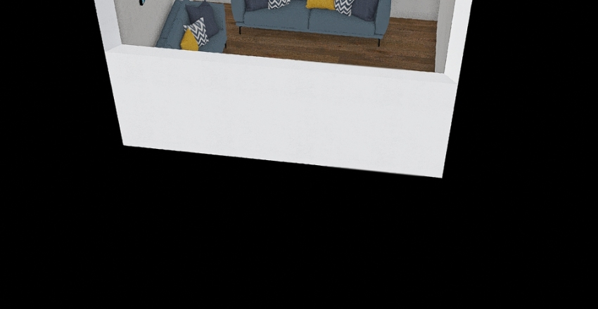 222 Interior Design Render