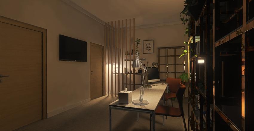 Biuro3 Interior Design Render
