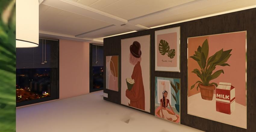 family home 2 Interior Design Render