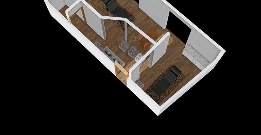 end 3 Interior Design Render
