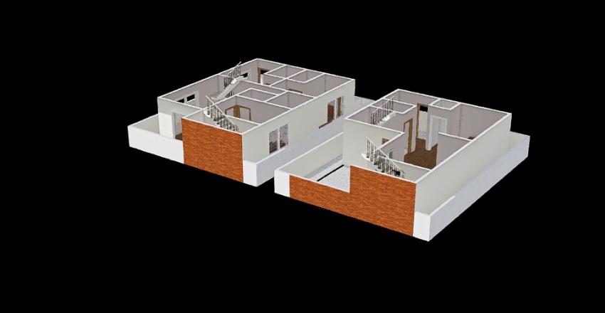 Manaswini Interior Design Render