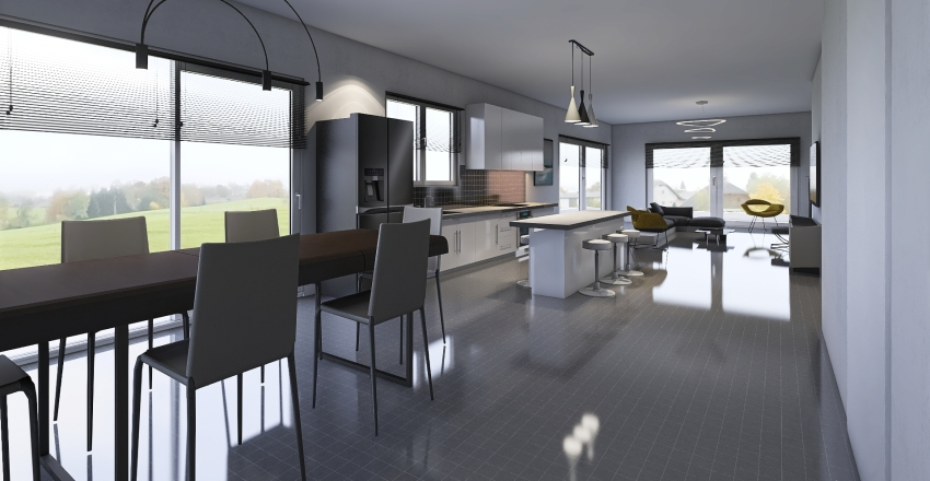 Legraina new Interior Design Render