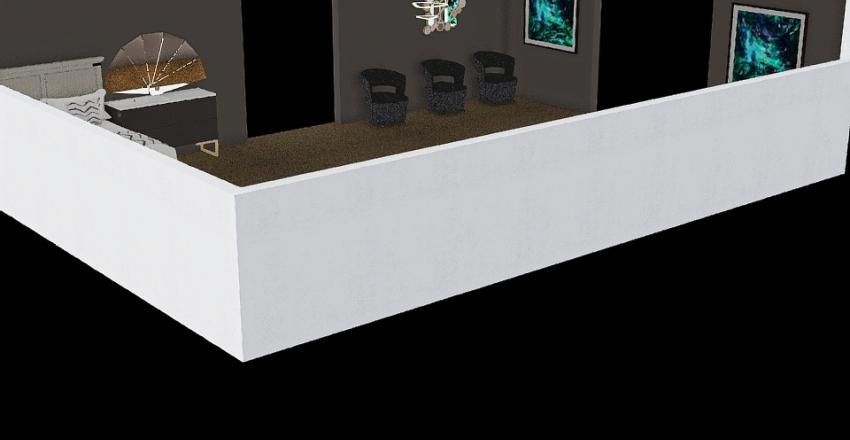 Elemented Room Interior Design Render