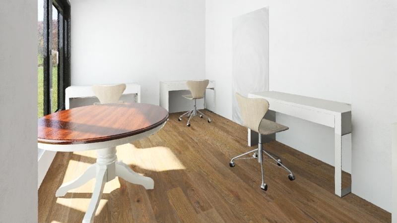 oficina lascarov Interior Design Render