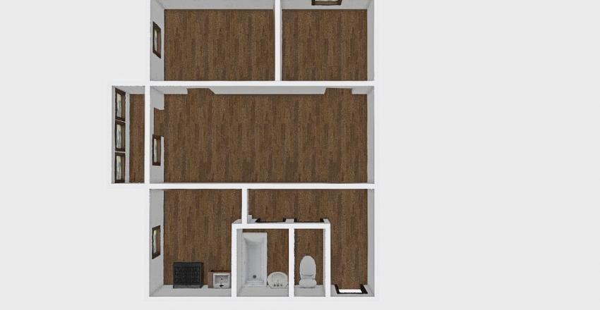 3-комн_001_17 Interior Design Render