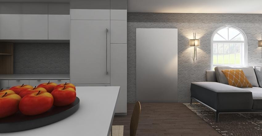Your Average Home Interior Design Render