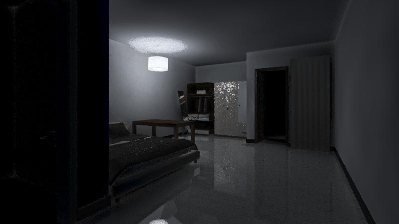 YokinG Bedroom Interior Design Render