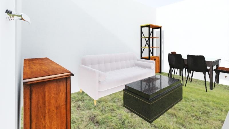 Living room design by Paul C  Interior Design Render
