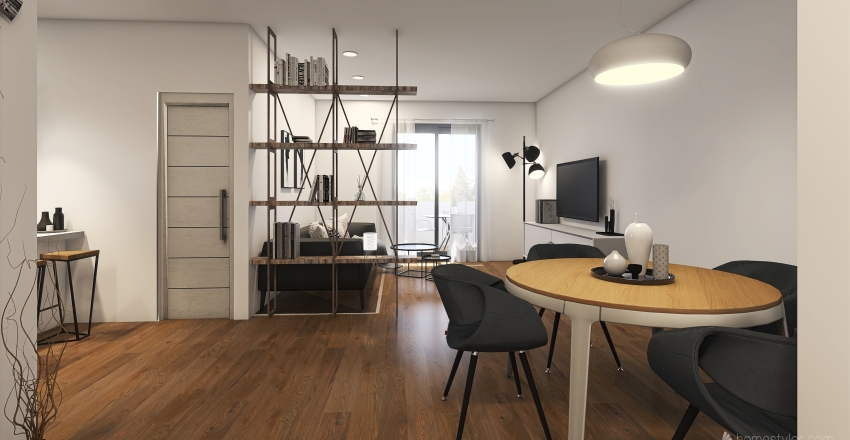 NORDIC DREAM Interior Design Render