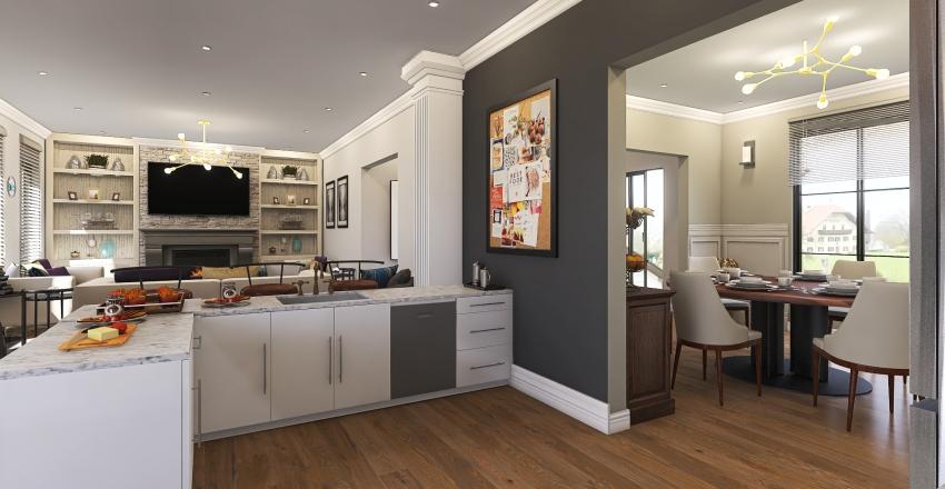 DACULA Interior Design Render