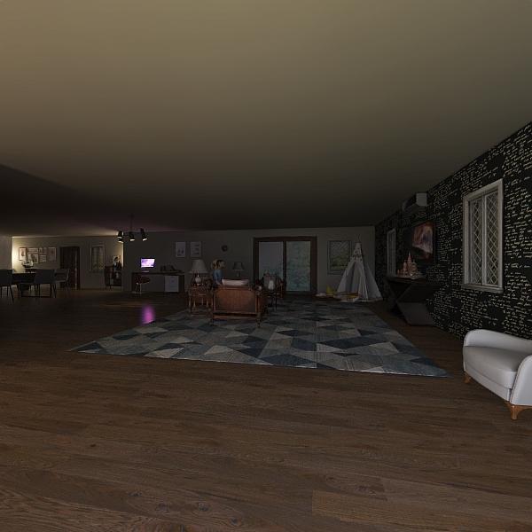 Diseño #3 Interior Design Render