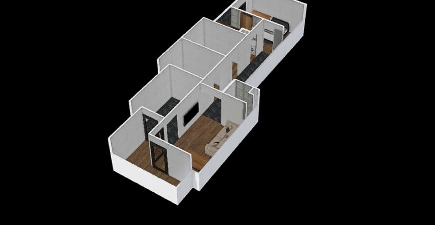 nowa 5 M68 B1 Interior Design Render