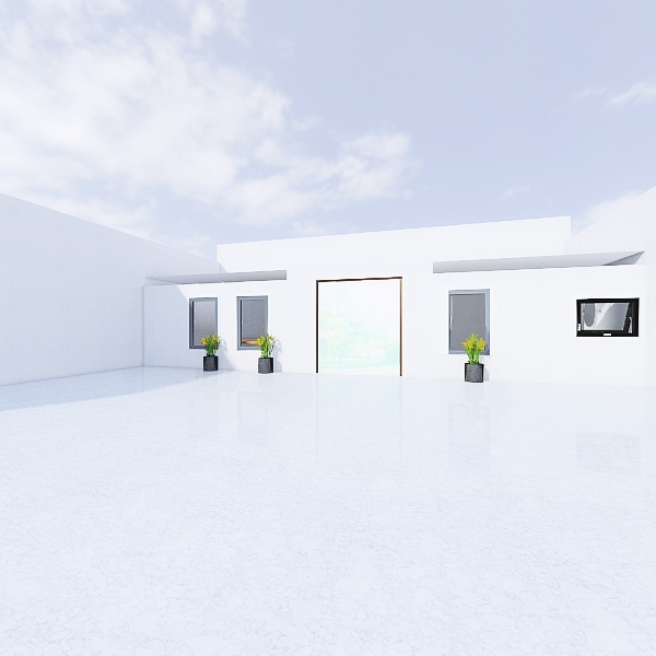 Ateliê Osvaldo Interior Design Render
