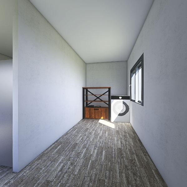 廚房 Interior Design Render