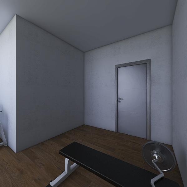 Sportraum Interior Design Render