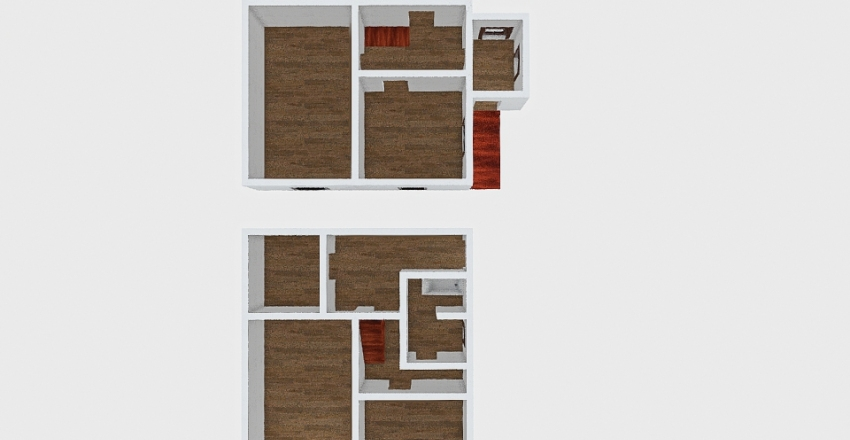 Дома_0492 Interior Design Render