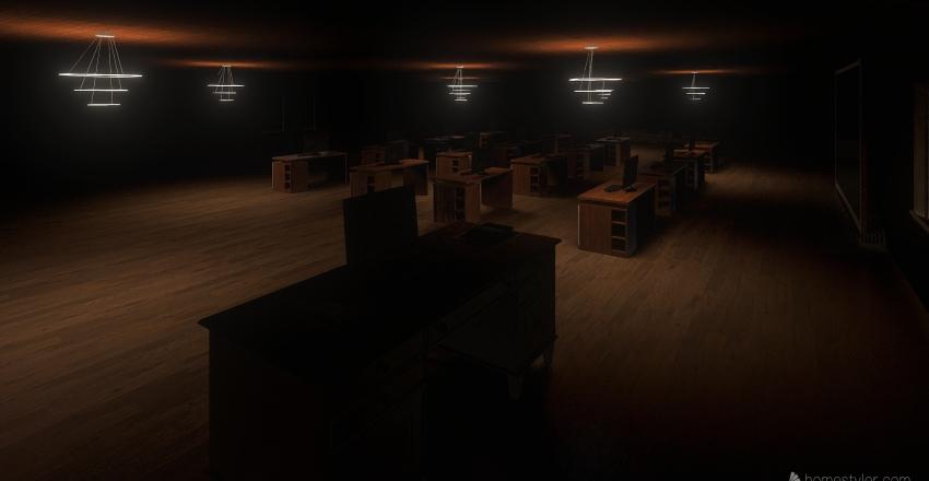 steam Interior Design Render