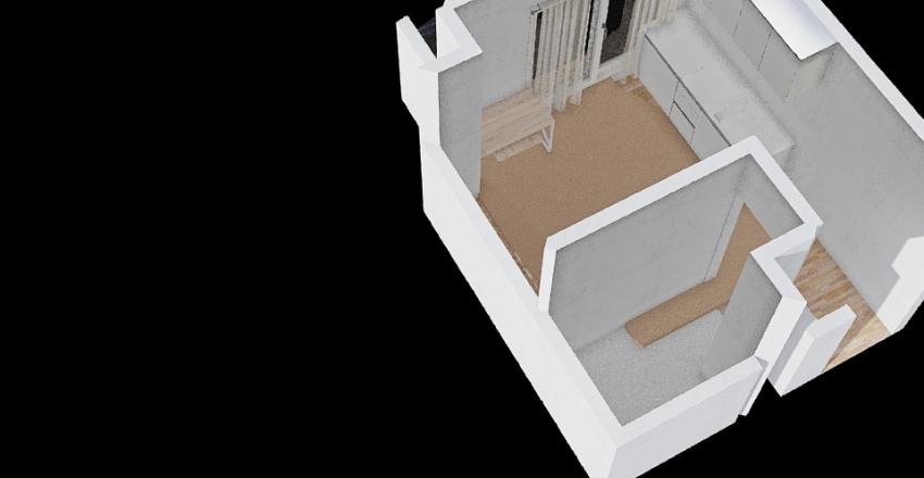 三重家 Interior Design Render