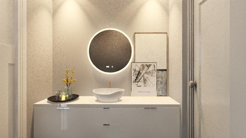 lavabo_marjorie Interior Design Render
