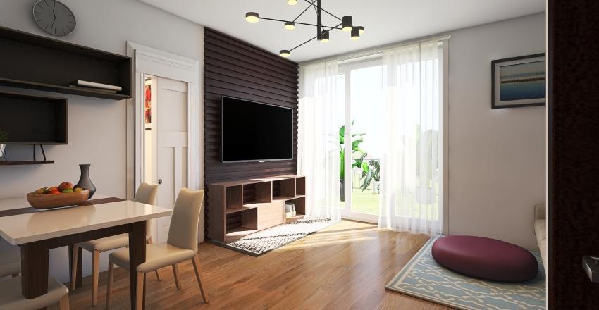 Viviana Minoja Interior Design Render