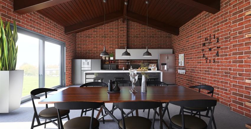 AAAL190012 Interior Design Render