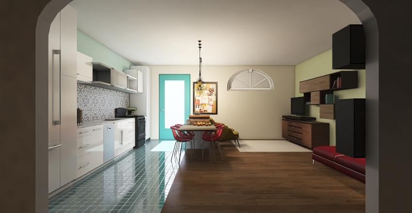 CSA2 Interior Design Render